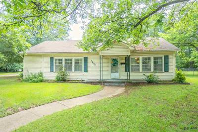 Gilmer Single Family Home For Sale: 1002 Mitchell