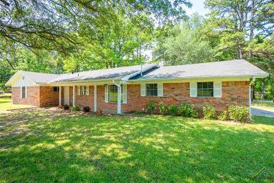 Gilmer Single Family Home For Sale: 241 Mirage St