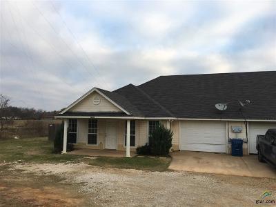 Flint Multi Family Home For Sale: 14485 Fm 2868