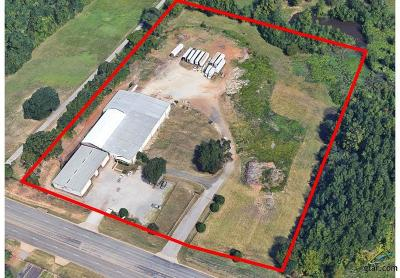 Tyler Commercial For Sale: 14714 W State Highway 64
