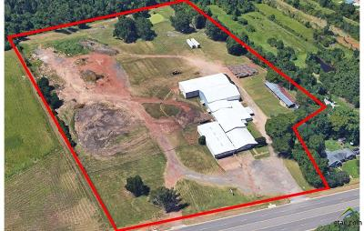 Tyler Commercial For Sale: 15393 W State Highway 64