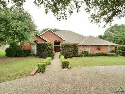 Lindale Single Family Home For Sale: 15653 Regian Dr