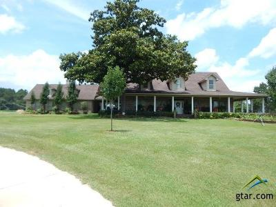 Gilmer Single Family Home For Sale: 6299 Us Hwy 271