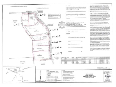 Chandler Residential Lots & Land For Sale: Lot 5 - 000 Noonday Rd. (County Road 3202)