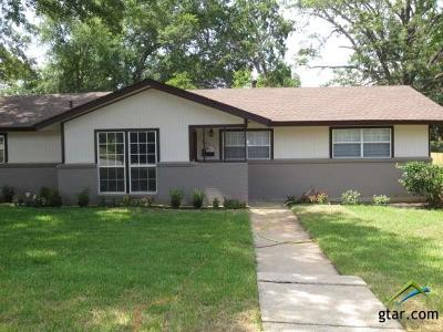 Tyler Single Family Home For Sale: 2214 Mimosa