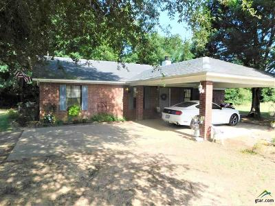 Single Family Home For Sale: 18894 Fm 747 N