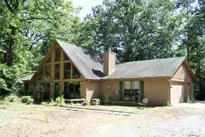Holly Lake Ranch Single Family Home For Sale: 287 W Holly Trail