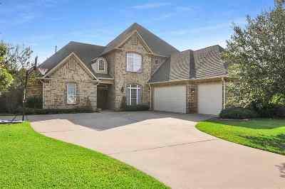 Tyler Single Family Home For Sale: 7610 Morning Star Dr.