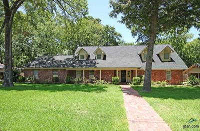 Tyler Single Family Home For Sale: 3913 Fry