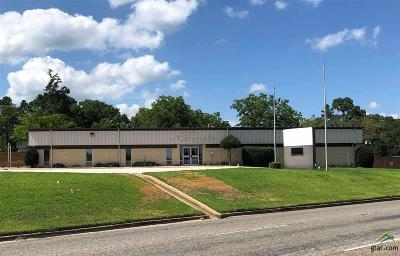 Tyler Commercial For Sale: 12496 Hwy 31 W