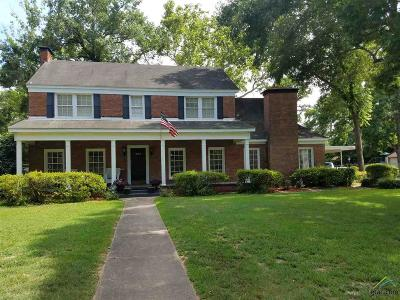 Longview Single Family Home For Sale: 700 Noel Dr