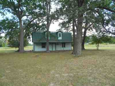 Quitman Single Family Home For Sale: 111 County Road 2156