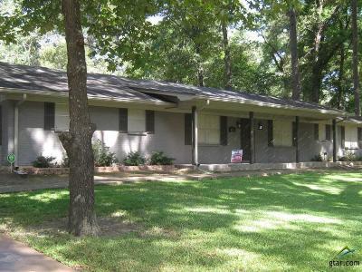 Frankston Single Family Home For Sale: 605 N Weldon