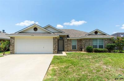 Lindale Single Family Home For Sale: 1122 E Park Dr