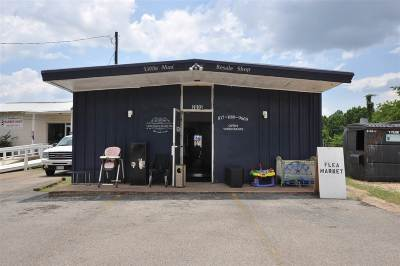 Tyler Commercial For Sale: 2003 & 2005 Old Troup Hwy