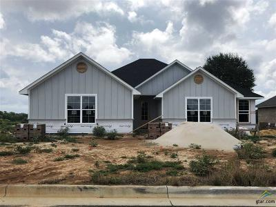 Bullard Single Family Home For Sale: 1450 Nate Circle