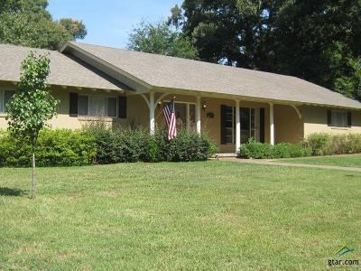 Frankston Single Family Home For Sale: 409 Elm
