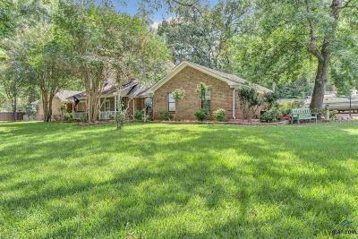 Longview Single Family Home For Sale: 2155 N Page Rd