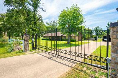 Upshur County Single Family Home For Sale: 7015 Fm 1844