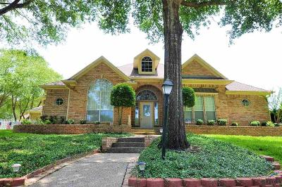 Single Family Home Option Pending: 18523 Woodhollow Dr