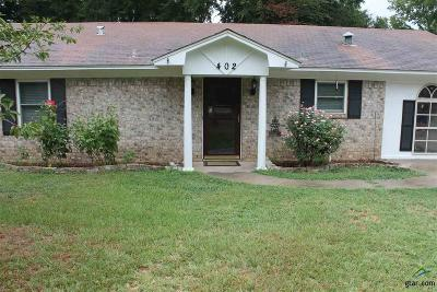 Whitehouse Single Family Home For Sale: 402 Shady Lane