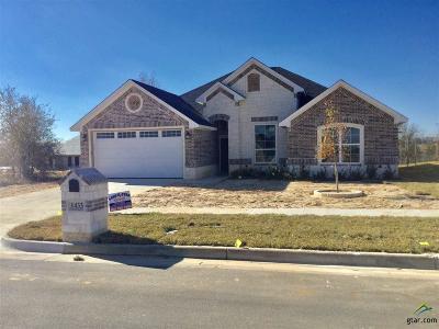 Bullard Single Family Home For Sale: 1433 Nate Cr.