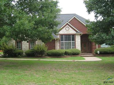 Frankston Single Family Home For Sale: 126 Post Oak