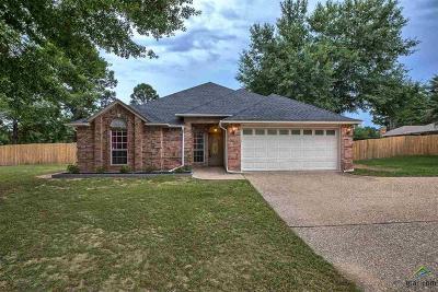 Tyler Single Family Home For Sale: 6000 E Fm 346