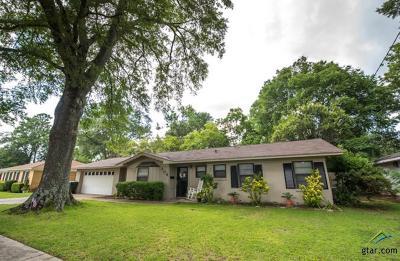 Tyler Single Family Home For Sale: 204 Ridgecrest