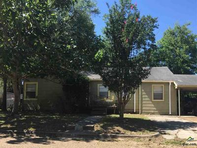 Mineola Single Family Home For Sale: 206 E Good
