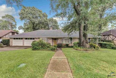 Tyler Single Family Home For Sale: 1719 Picadilly Place