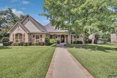 Tyler Single Family Home For Sale: 6515 Rochester Way