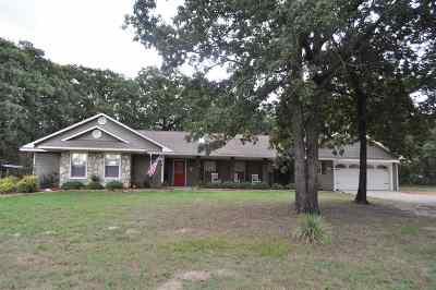 Upshur County Single Family Home For Sale: 135 Eagle Landing
