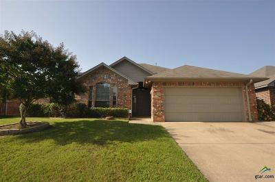 Tyler Single Family Home For Sale: 2028 Balsam Gap