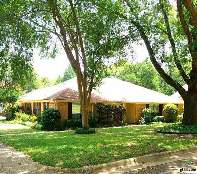 Athens Single Family Home For Sale: 1107 E Oval