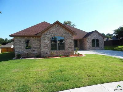 Tyler Single Family Home For Sale: 4008 Chapel Ridge