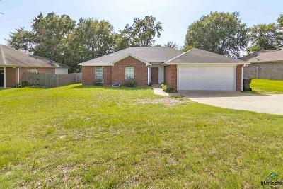 Single Family Home Option Pending: 19490 Fm 2493