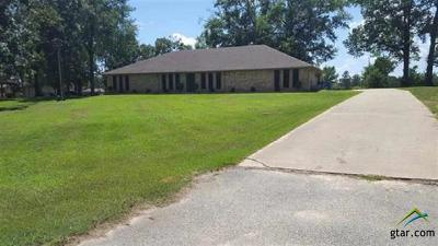 Longview Single Family Home For Sale: 437 Cupit