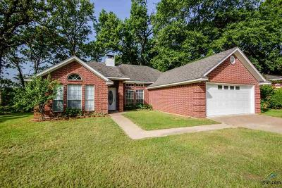Tyler Single Family Home For Sale: 2306 W Sherwood St.