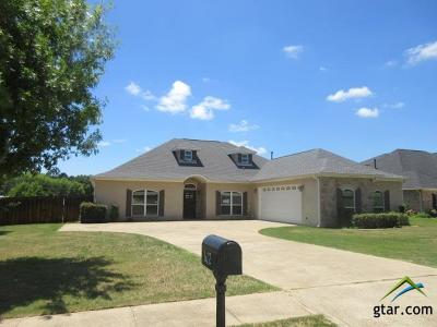 Lindale Single Family Home For Sale: 612 Abbey Rd