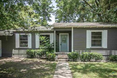 Longview Single Family Home For Sale: 1205 Zeola