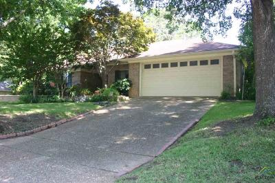 Tyler TX Single Family Home For Sale: $181,900