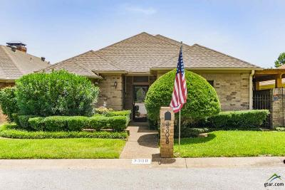 Tyler TX Single Family Home For Sale: $249,900