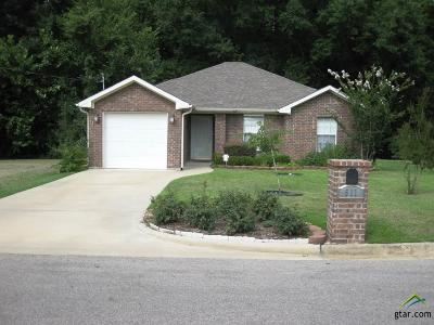 Mt Pleasant TX Single Family Home For Sale: $134,900