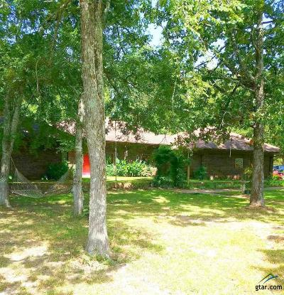 Grand Saline Single Family Home For Sale: 150 Vz County Road 1711