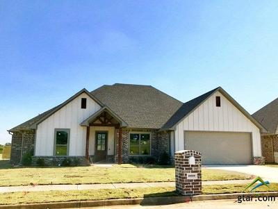 Tyler Single Family Home For Sale: 2859 Guinn Farms Rd.