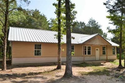 Emory TX Single Family Home For Sale: $125,000