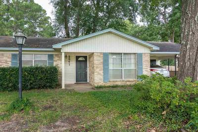 Tyler TX Single Family Home For Sale: $149,000
