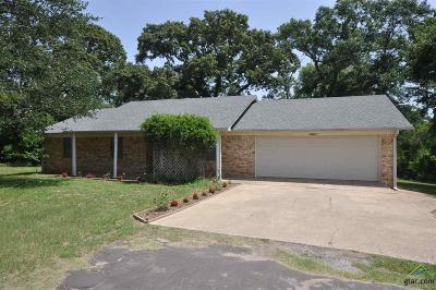 Tyler TX Single Family Home For Sale: $134,000