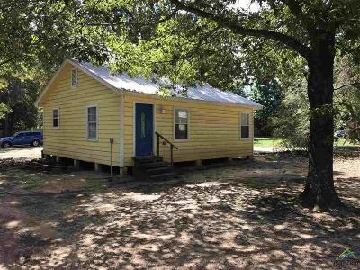 Golden TX Single Family Home For Sale: $34,999